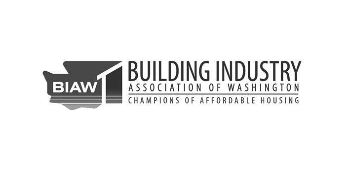 Logo for Building Industry Association of Washington