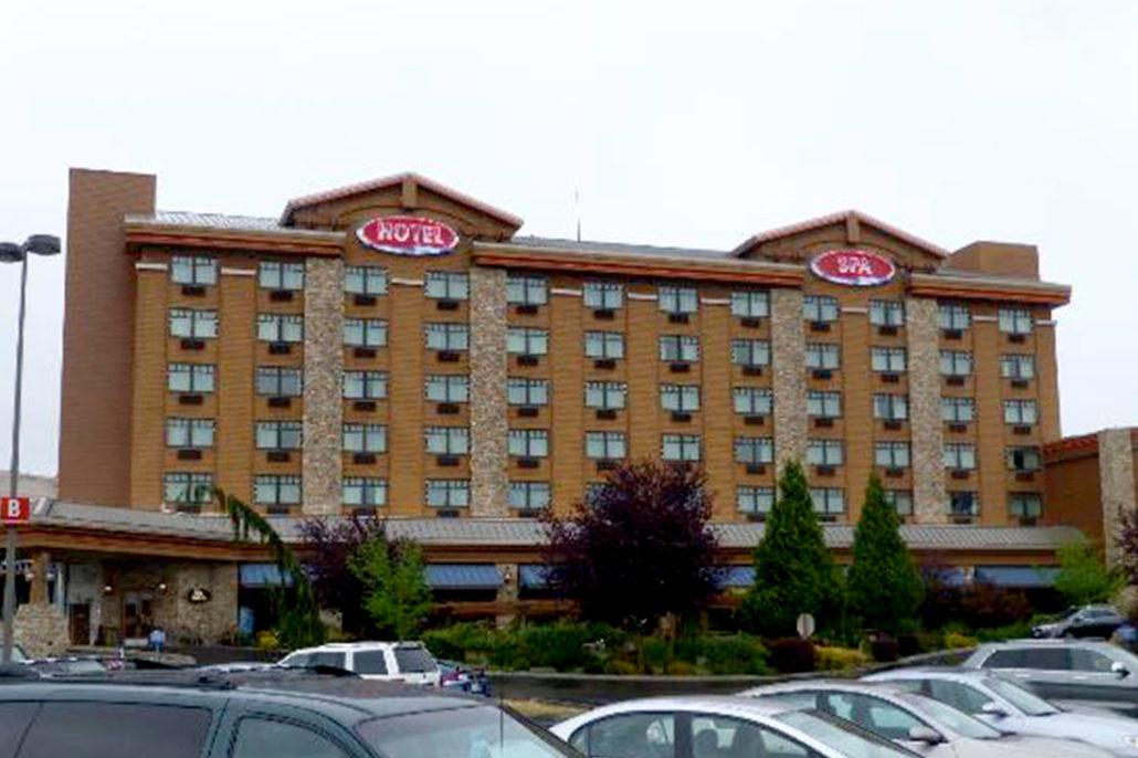 Silver Reef Casino Washington