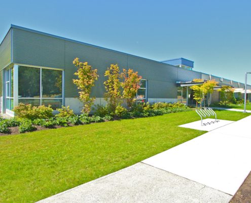 Mukilteo School District Teaching & Learning Center