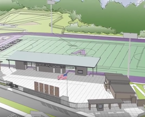 Anacortes HS Althletic Complex Design
